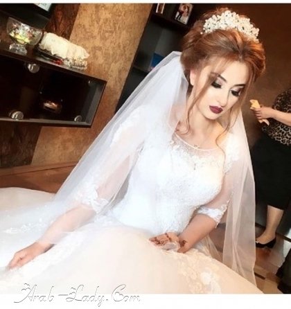 احدث فساتين زفاف 2017_إطلالات مميزة