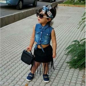 أزياء بناتي لأميرتك الصغيرة.. اختاري الي يناسبها