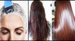 وصفة طبيعية لعلاج الشعر المصبوغ التالف