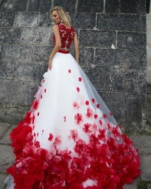 اقتني هذا الفستان وكوني كالسندريلا في سهراتك