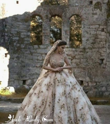 فساتين زفاف باللون الذهبي 15008943003.jpg