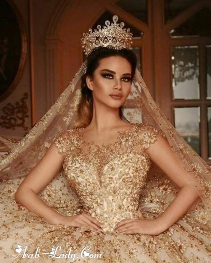 فساتين زفاف باللون الذهبي 15008943005.jpg