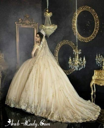فساتين زفاف باللون الذهبي 150089430119.jpg