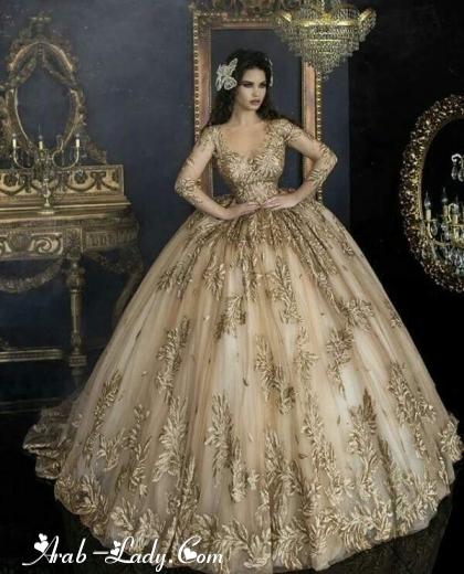 فساتين زفاف باللون الذهبي 150089430128.jpg