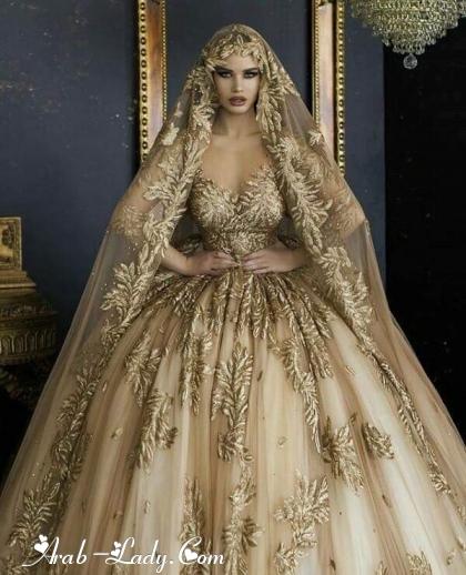 فساتين زفاف باللون الذهبي 150089430143.jpg
