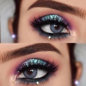 بالفيديو| ارسمي عيونك بألوان جذابة كالمحترفين