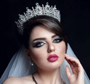 مجموعة رقيقة من تيجان العروس موضة 2017