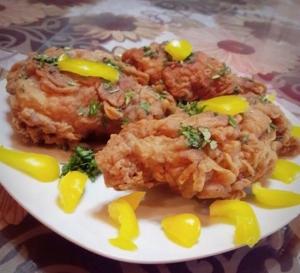 طريقة عمل الدجاج البروستيد