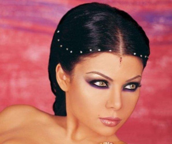 b4181f8485546 مكياج هيفاء وهبي من بسام فتوح ... سحر لايقاوم - مجلة المرأة العربية